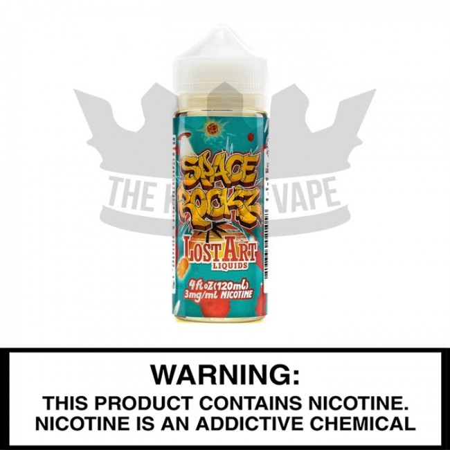 Lost Art E-Liquids | Space Rockz