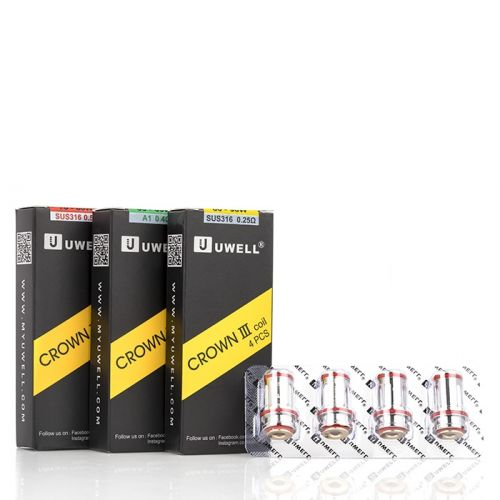 UWELL - Crown 3 Coils