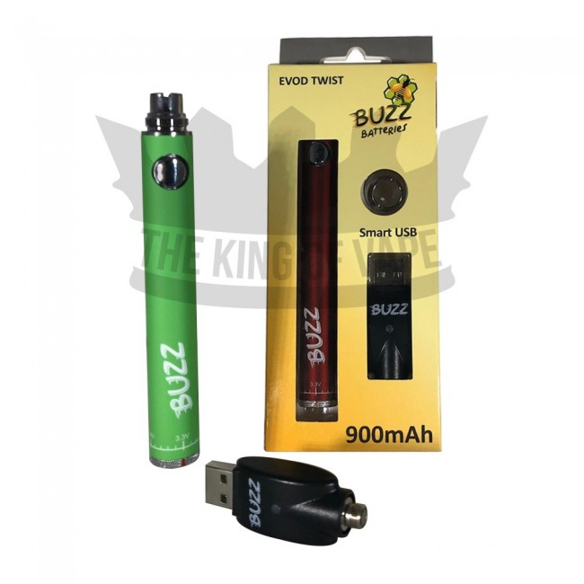 Buzz Batteries - Twist EVOD