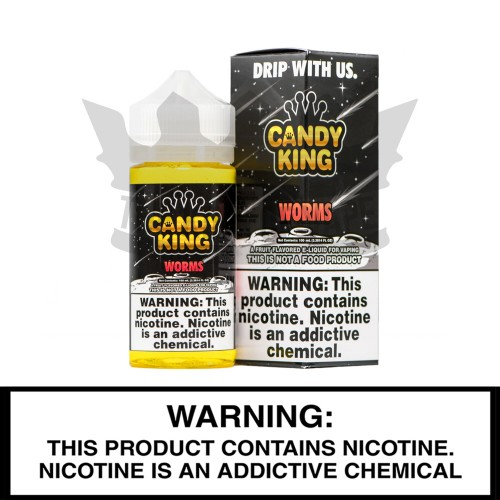 Candy King | Dripmore | 100mL Freebase Bottles