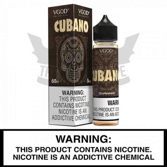 VGOD E-Liquid | Cubano