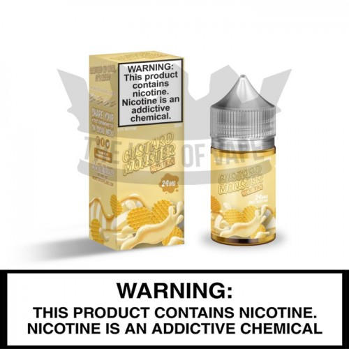 Custard Monster Salt-Nic by Monster Vape Labs | Vanilla