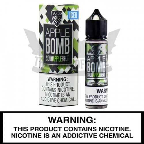 VGOD E-Liquid | Iced Apple Bomb