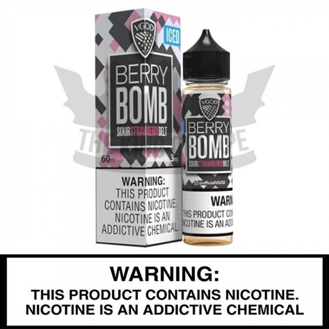 VGOD E-Liquid | Iced Berry Bomb