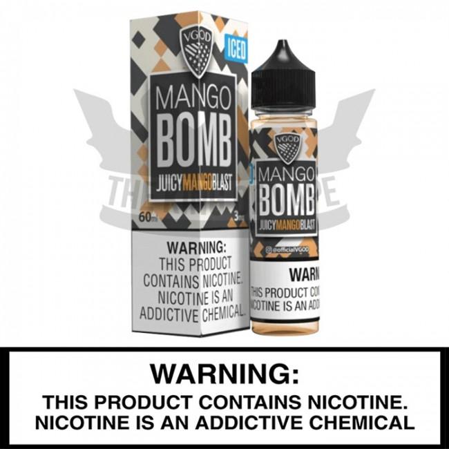 VGOD E-Liquid | Iced Mango Bomb