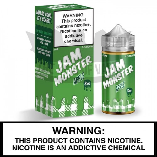 Jam Monster by Monster Vape Labs | Apple Jam