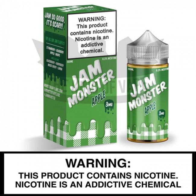 Jam Monster by Monster Vape Labs   Apple Jam