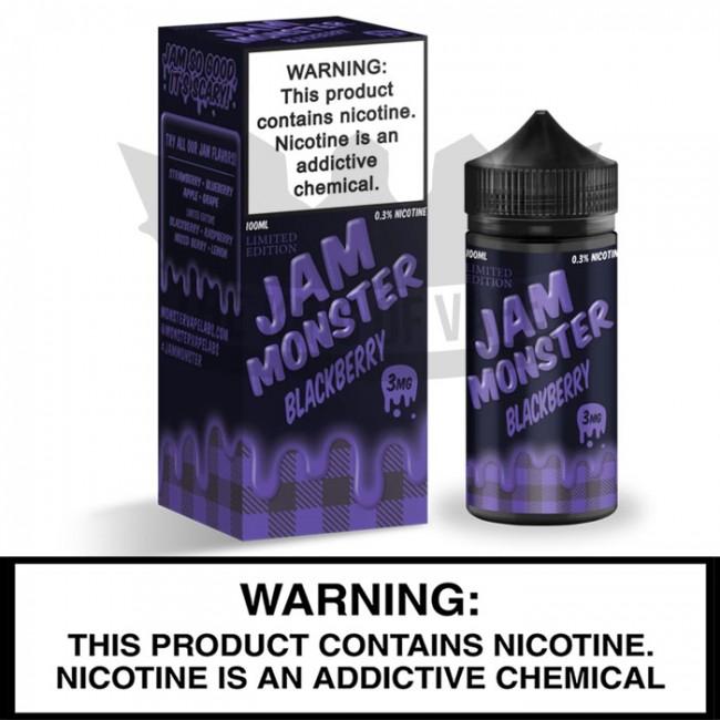 Jam Monster by Monster Vape Labs | Blackberry Jam