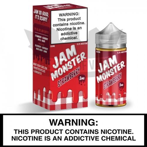 Jam Monster by Monster Vape Labs | Strawberry Jam