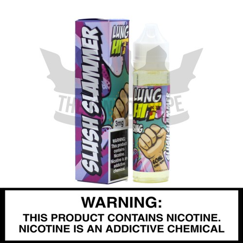 Lung Hit | 60mL Freebase Bottles