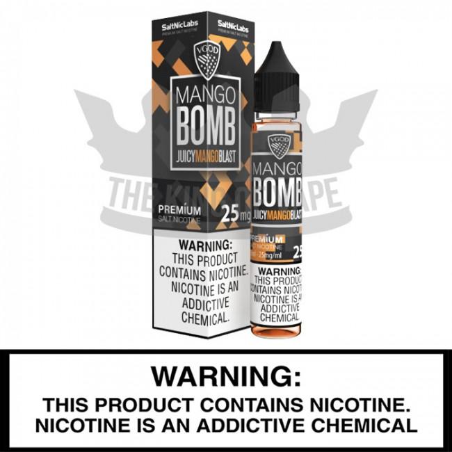 VGOD SaltNicLabs | Mango Bomb