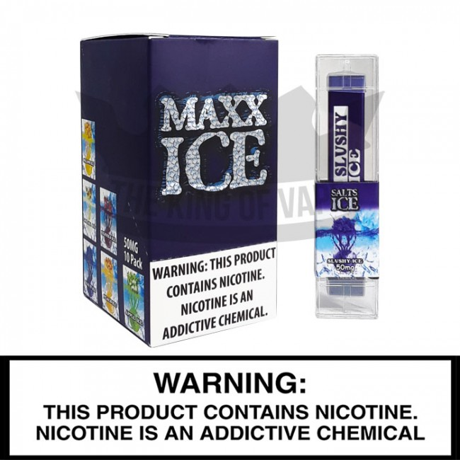 MAXX ICE Disposables - USA Made