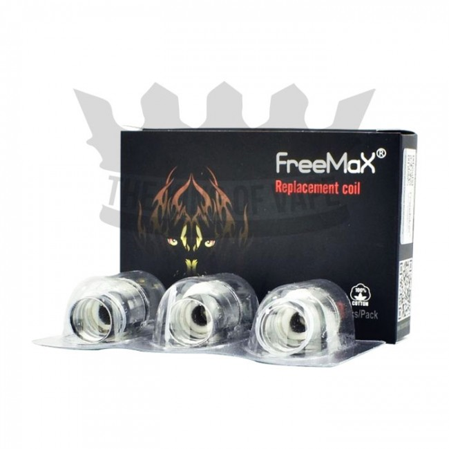 FreeMax Coils - Mesh Pro Replacement Coils - 3PK