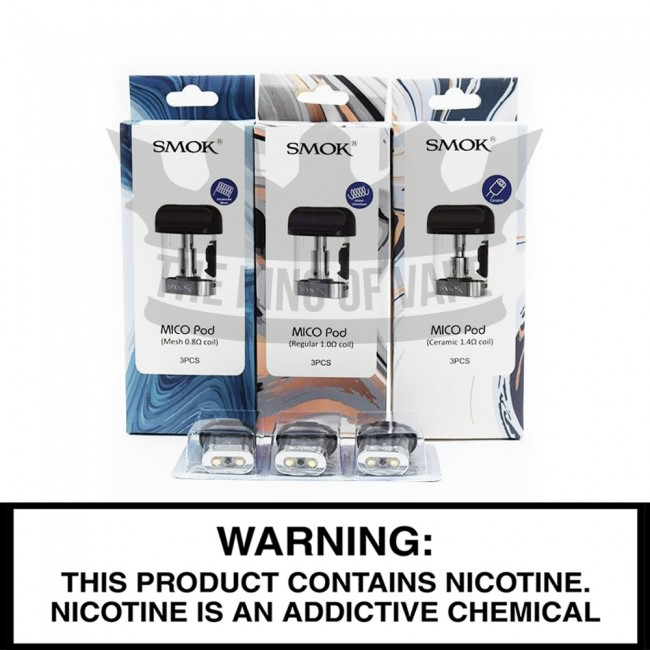 Smok Coils - Mico - Replacement Pods