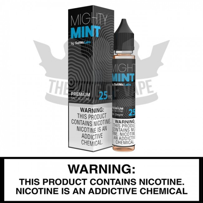 VGOD SaltNicLabs | Mighty Mint