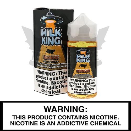 Milk King | Dripmore | 100mL Freebase Bottles