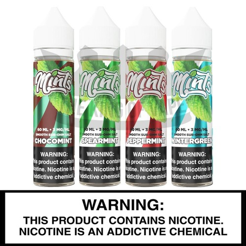 Mints - Verdict Vapors - 60mL Twin Pack