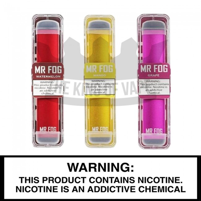 Mr Fog 1.3mL Disposable Pod Device