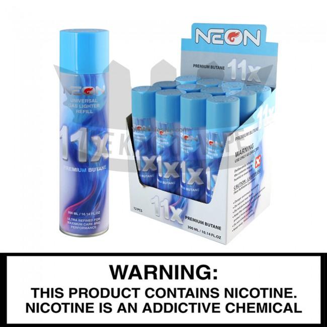 Neon 11x Refined Butane