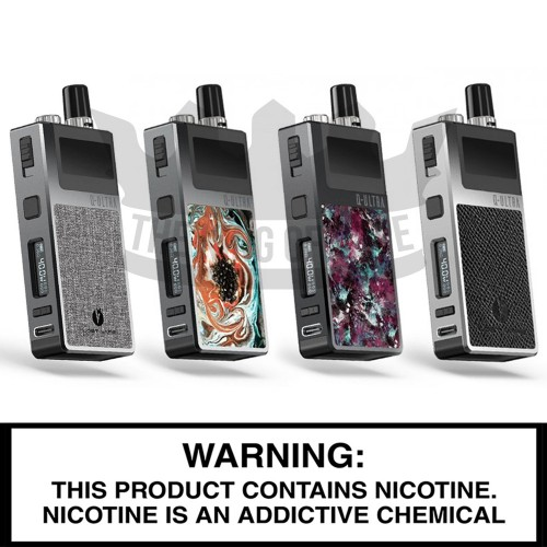 Lost Vape Orion Q-Ultra - AiO 40W Pod System Kit