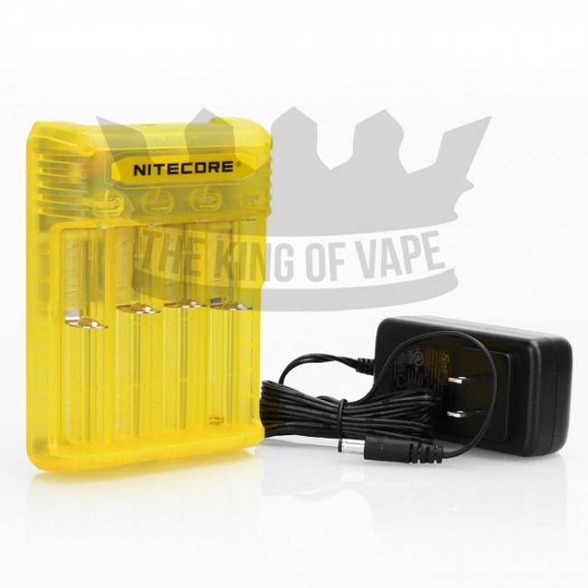 Nitecore Q4 Battery Charger