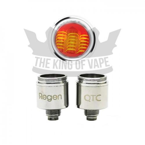 Yocan Regen Quartz Triple Coils