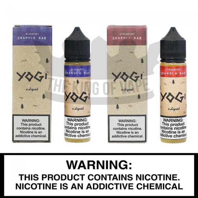 Yogi 60mL E-Liquids