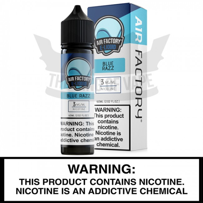 Air Factory E-Liquids 60mL | Blue Razz