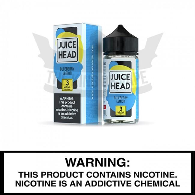 Juice Head E-liquids | Blueberry Lemon
